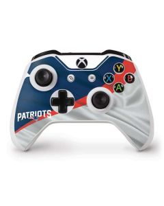 New England Patriots Xbox One S Controller Skin