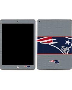 New England Patriots Zone Block Apple iPad Skin