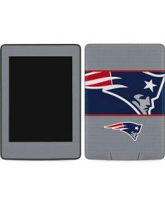 New England Patriots Zone Block Amazon Kindle Skin