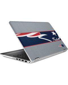 New England Patriots Zone Block HP Pavilion Skin
