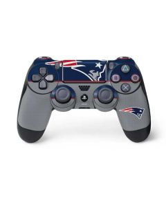 New England Patriots Zone Block PS4 Controller Skin
