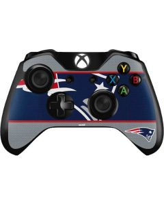 New England Patriots Zone Block Xbox One Controller Skin