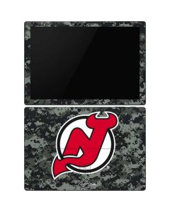 New Jersey Devils Camo Surface Pro 6 Skin