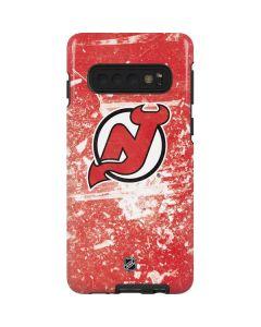 New Jersey Devils Frozen Galaxy S10 Pro Case