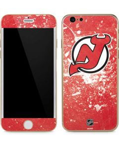 New Jersey Devils Frozen iPhone 6/6s Skin