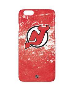 New Jersey Devils Frozen iPhone 6s Lite Case