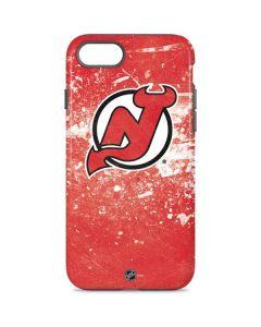 New Jersey Devils Frozen iPhone 7 Pro Case