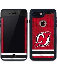 New Jersey Devils Home Jersey iPhone 8 Plus Waterproof Case