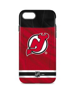 New Jersey Devils Home Jersey iPhone 8 Pro Case