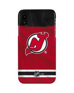 New Jersey Devils Home Jersey iPhone XR Lite Case