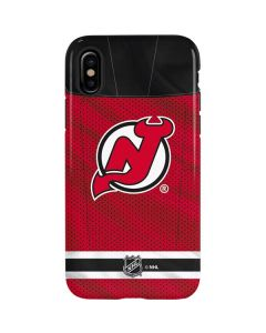 New Jersey Devils Home Jersey iPhone XS Max Pro Case