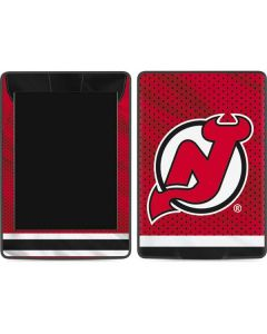 New Jersey Devils Home Jersey Amazon Kindle Skin
