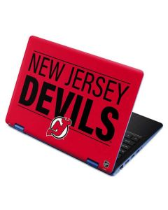 New Jersey Devils Lineup Aspire R11 11.6in Skin