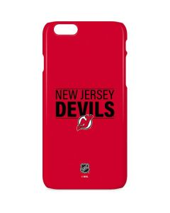 New Jersey Devils Lineup iPhone 6s Lite Case