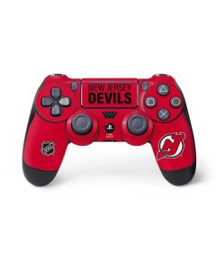 New Jersey Devils Lineup PS4 Pro/Slim Controller Skin