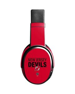 New Jersey Devils Lineup Skullcandy Crusher Wireless Skin