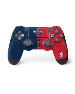 New Orleans Pelicans Canvas PS4 Controller Skin