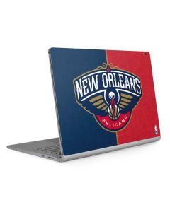 New Orleans Pelicans Canvas Surface Book 2 13.5in Skin