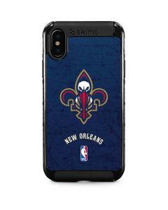 New Orleans Pelicans iPhone XS Cargo Case