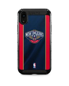 New Orleans Pelicans Jersey iPhone XR Cargo Case