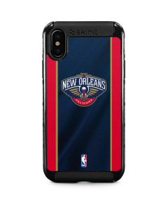 New Orleans Pelicans Jersey iPhone XS Cargo Case