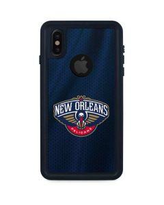 New Orleans Pelicans Jersey iPhone XS Waterproof Case