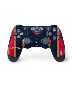 New Orleans Pelicans Jersey PS4 Controller Skin