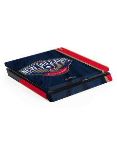 New Orleans Pelicans Jersey PS4 Slim Skin