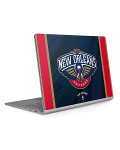 New Orleans Pelicans Jersey Surface Book 2 13.5in Skin