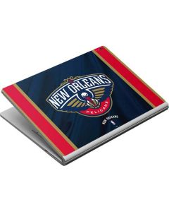 New Orleans Pelicans Jersey Surface Book Skin