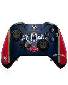 New Orleans Pelicans Jersey Xbox One Elite Controller Skin