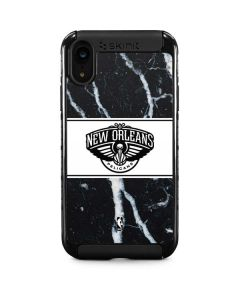 New Orleans Pelicans Marble iPhone XR Cargo Case
