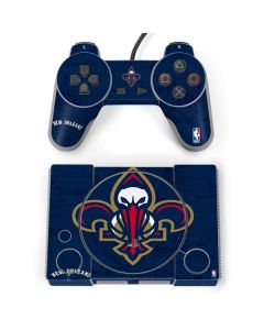 New Orleans Pelicans PlayStation Classic Bundle Skin