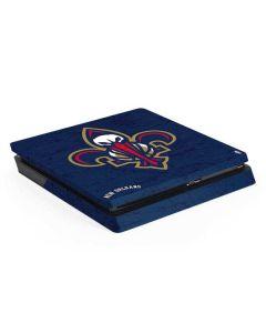 New Orleans Pelicans PS4 Slim Skin