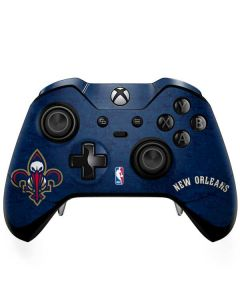 New Orleans Pelicans Xbox One Elite Controller Skin