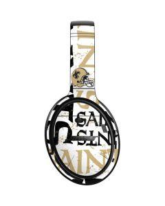 New Orleans Saints - Blast Bose QuietComfort 35 Headphones Skin