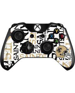 New Orleans Saints - Blast Xbox One Controller Skin