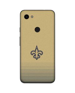 New Orleans Saints Breakaway Google Pixel 3a Skin