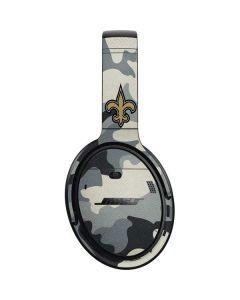 New Orleans Saints Camo Bose QuietComfort 35 Headphones Skin