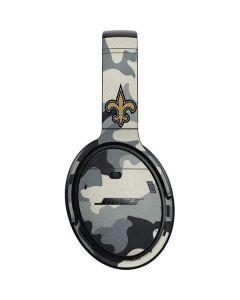 New Orleans Saints Camo Bose QuietComfort 35 II Headphones Skin