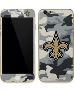 New Orleans Saints Camo iPhone 6/6s Skin