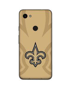 New Orleans Saints Double Vision Google Pixel 3a Skin