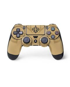 New Orleans Saints Double Vision PS4 Controller Skin