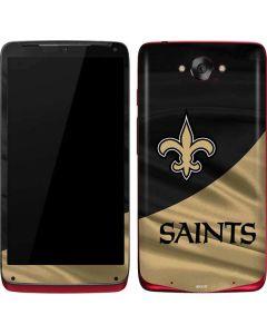 New Orleans Saints Motorola Droid Skin