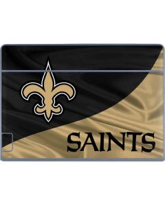 New Orleans Saints Galaxy Book Keyboard Folio 12in Skin
