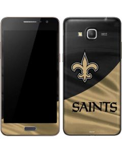 New Orleans Saints Galaxy Grand Prime Skin