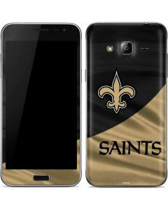 New Orleans Saints Galaxy J3 Skin