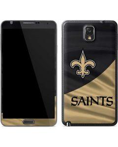 New Orleans Saints Galaxy Note 3 Skin