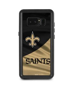 New Orleans Saints Galaxy Note 8 Waterproof Case