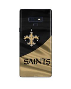 New Orleans Saints Galaxy Note 9 Skin